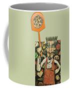Pizza Chef Quickfire Coffee Mug