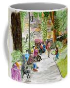Place Dauphine Coffee Mug