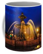 Place De La Concorde Coffee Mug by Midori Chan