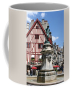 Place Francois Rude - Dijon Coffee Mug