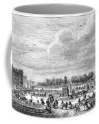 Place Louis Xv, 1763 Coffee Mug