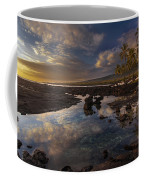 Place Of Refuge Sunset Reflection Coffee Mug