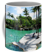 Place To Swim   Coffee Mug