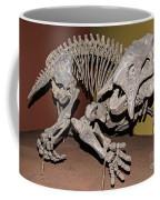 Placerias Fossil Coffee Mug