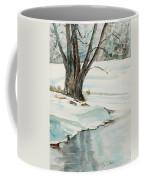 Placid Winter Morning Coffee Mug