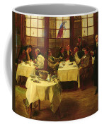 Plaitiff And Defendant Coffee Mug