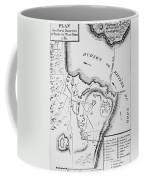 Plan Of West Point Coffee Mug
