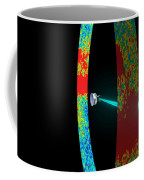 Planck Space Observatory Scanning Coffee Mug