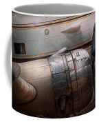 Plane - A Little Rough Around The Edges Coffee Mug by Mike Savad