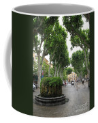 Plane Alley - Aix En Provence Coffee Mug