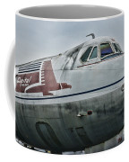 Plane Capital Airlines Coffee Mug