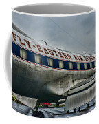 Plane Fly Eastern Air Lines Coffee Mug