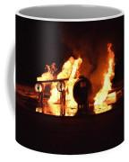 Plane Heats Up Coffee Mug