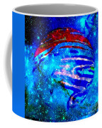 Planet Disector Blue/red Coffee Mug