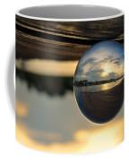 Planetary Coffee Mug by Laura Fasulo