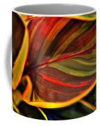 Plant Leaf Coffee Mug