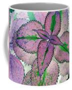 Plant Pattern - Photopower 1211 Coffee Mug