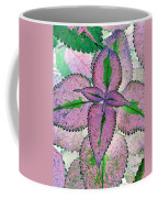 Plant Pattern - Photopower 1212 Coffee Mug