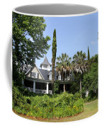 Plantation Home At Magnolia Plantation Coffee Mug