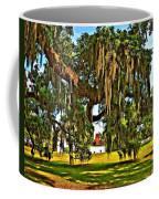 Plantation Oil Coffee Mug