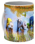 Planting Rice Coffee Mug