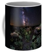 Plants Vs Milky Way Coffee Mug