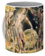Plate 100 From Jerusalem Coffee Mug