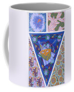 Plate 3, From Forms And Colours, C.1930 Coffee Mug by Auguste H. Thomas