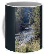 Plate River No 2 Coffee Mug