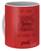 Plato Quote 004 Coffee Mug