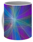 Play Of Colours Coffee Mug