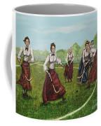 Play Of Yesterday Coffee Mug