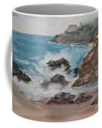 Playa Zicatela Mexico Coffee Mug