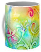 Playful Fancy Coffee Mug