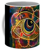 Playful Spirit Eye Coffee Mug