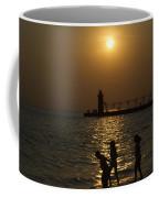 Playful Sunset Coffee Mug