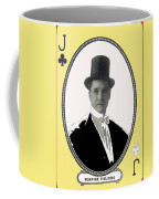 Playing Card Of Actor And Director Romain Fielding Unknown Date-2008 Coffee Mug