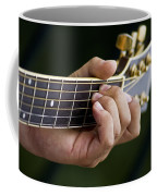 Playing Guitar Coffee Mug