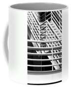 Playing The Angles Coffee Mug