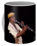playing the Clarinet Coffee Mug