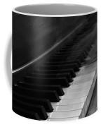 Playing The Piano Coffee Mug
