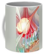 Playing With Colors Coffee Mug by Anastasiya Malakhova