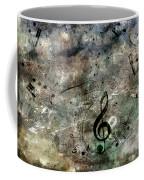 Playing Your Song Coffee Mug