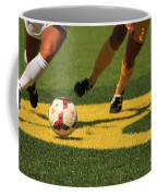 Plays On The Ball Coffee Mug