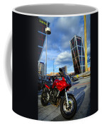 Plaza De Castilla Coffee Mug