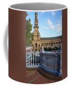 Plaza De Espana Coffee Mug