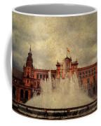 Plaza De Espana. Seville Coffee Mug