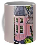 Beautiful Pink Turret - Boardwalk Plaza Hotel Annex - Rehoboth Beach Delaware Coffee Mug