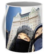 Plaza Peering Coffee Mug