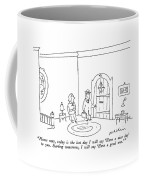 Please Note Coffee Mug